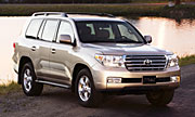 Toyota Land Cruiser 2010